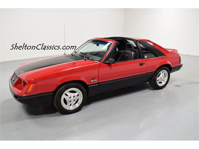 1984 To 1986 Ford Mustang For Sale On Classiccars Com