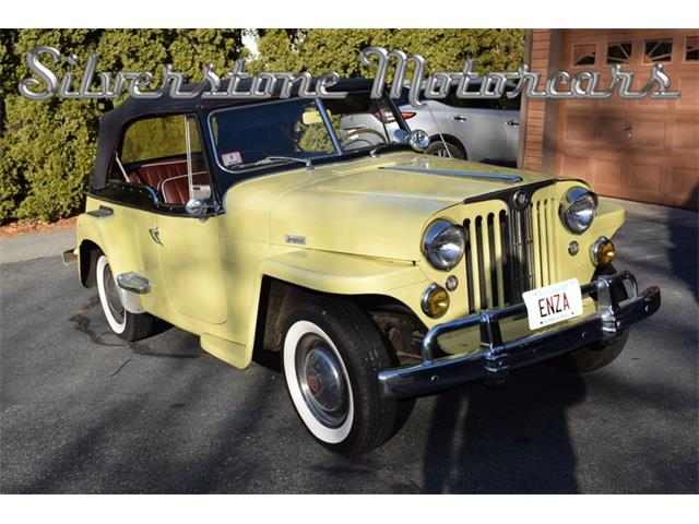 Picture of 1948 Willys Jeepster - P79O