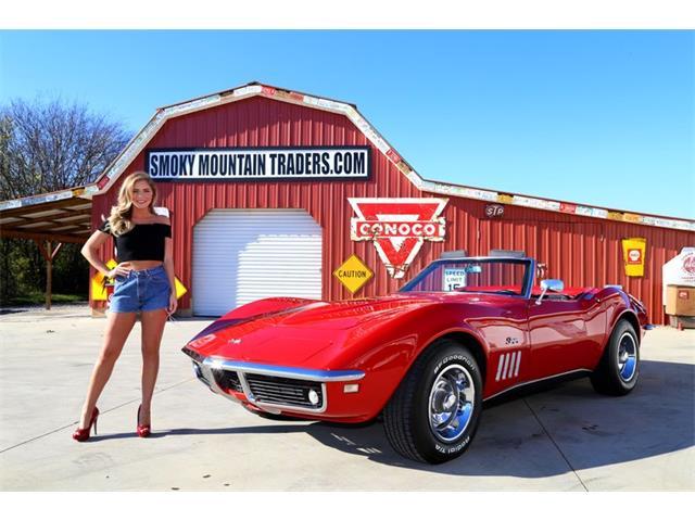 Picture of '68 Corvette - P79V