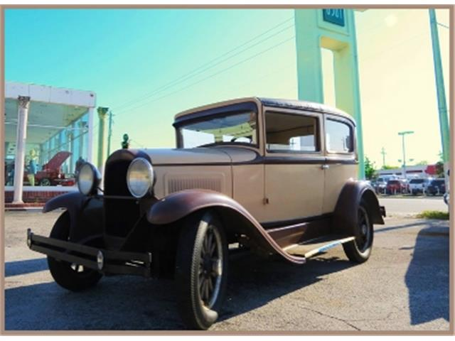 Picture of Classic '29 Whippet Roadster Offered by  - P7AO