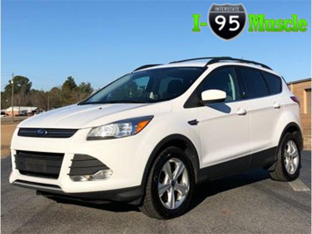 Picture of 2014 Escape located in Hope Mills North Carolina - P7BF