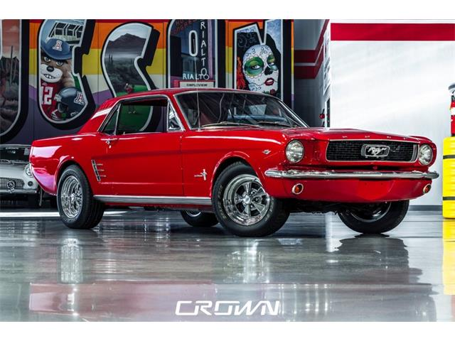 Picture of '66 Mustang - P7CI