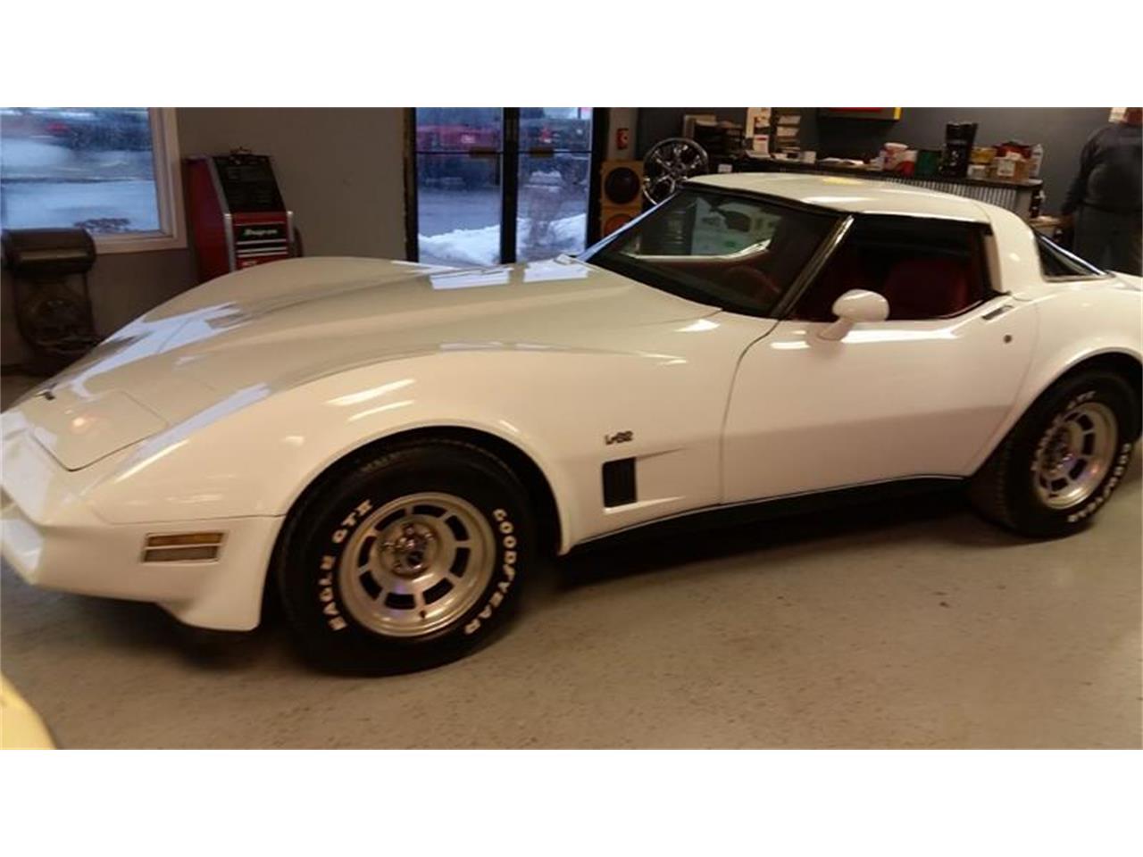 1980 Corvette For Sale >> For Sale 1980 Chevrolet Corvette In Spirit Lake Iowa