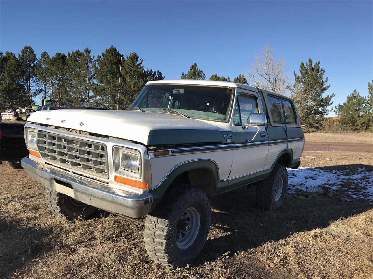 1979 Ford Bronco for Sale   ClassicCars.com   CC-1175964