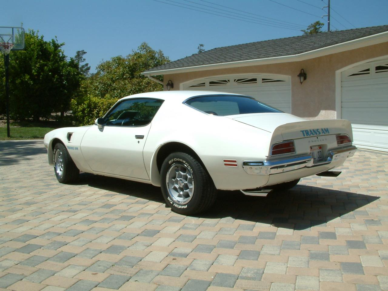 Large Picture of '73 Firebird Trans Am - P7E2