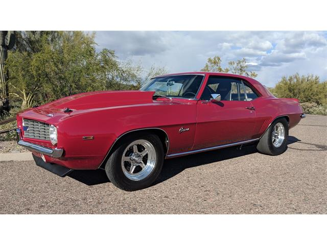 Picture of Classic '69 Chevrolet Camaro located in Arizona - $52,500.00 Offered by a Private Seller - P7E8