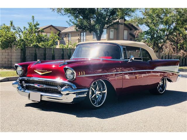 Picture of '57 Bel Air - P38W