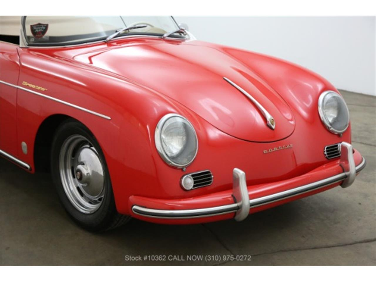 Large Picture of '56 Speedster - P7HT