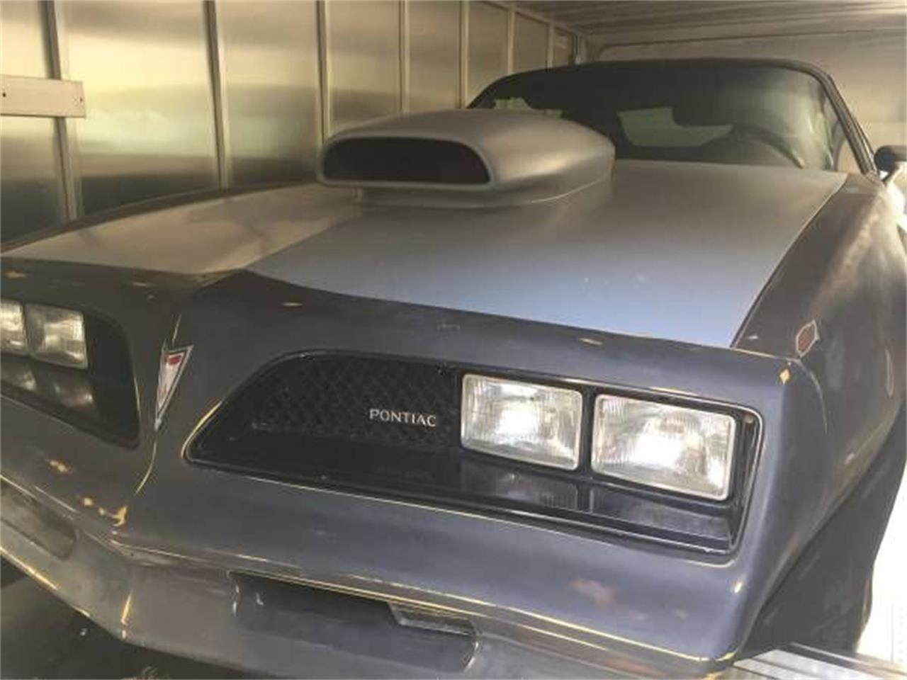 Large Picture of '78 Firebird Trans Am - P7IB