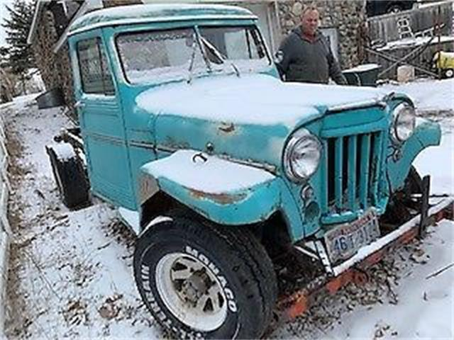 Picture of 1959 Pickup - $4,495.00 - P7IH