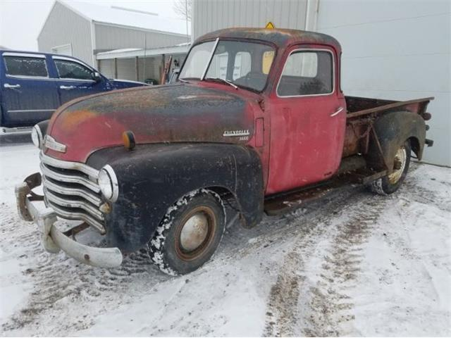 1949 To 1951 Chevrolet 3600 For Sale On Classiccars Com