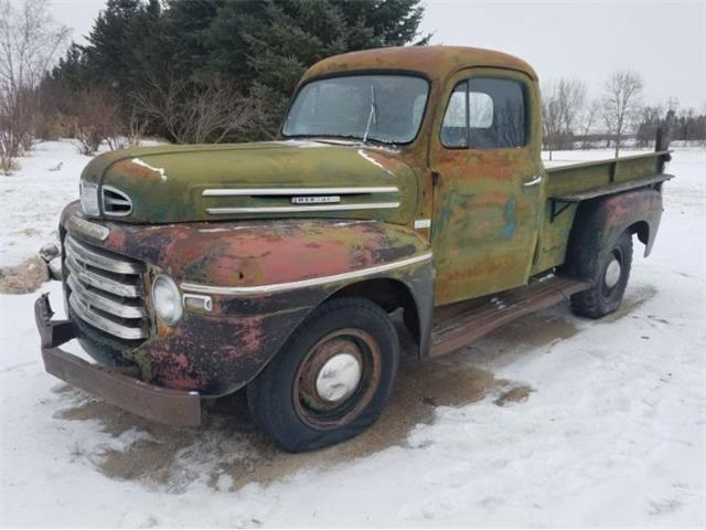 Picture of Classic 1949 Pickup - $5,895.00 - P7J2