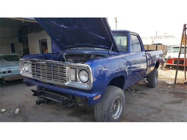Picture of '77 Power Wagon - P7JF