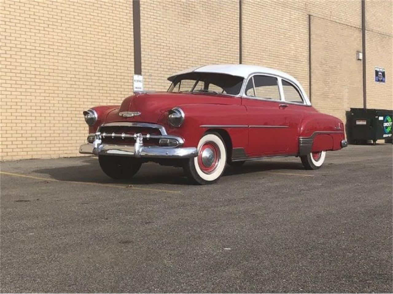 Large Picture of '52 Deluxe - P7JW