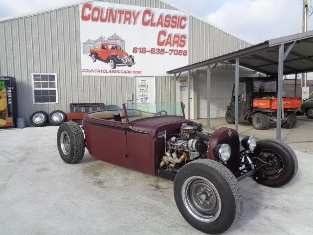 Picture of 1929 Chevrolet Roadster located in Illinois - P7KG