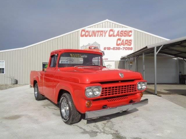 Picture of '58 F100 - P7KH