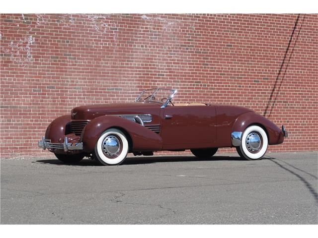 Picture of 1937 Cord 812 - P39A