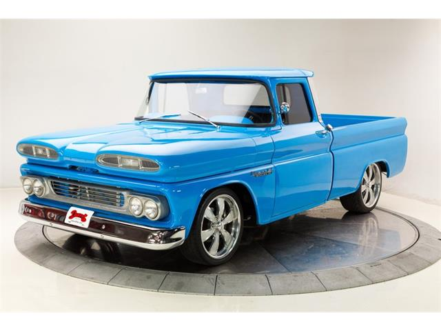 1960 Chevrolet C10 For Sale On Classiccars