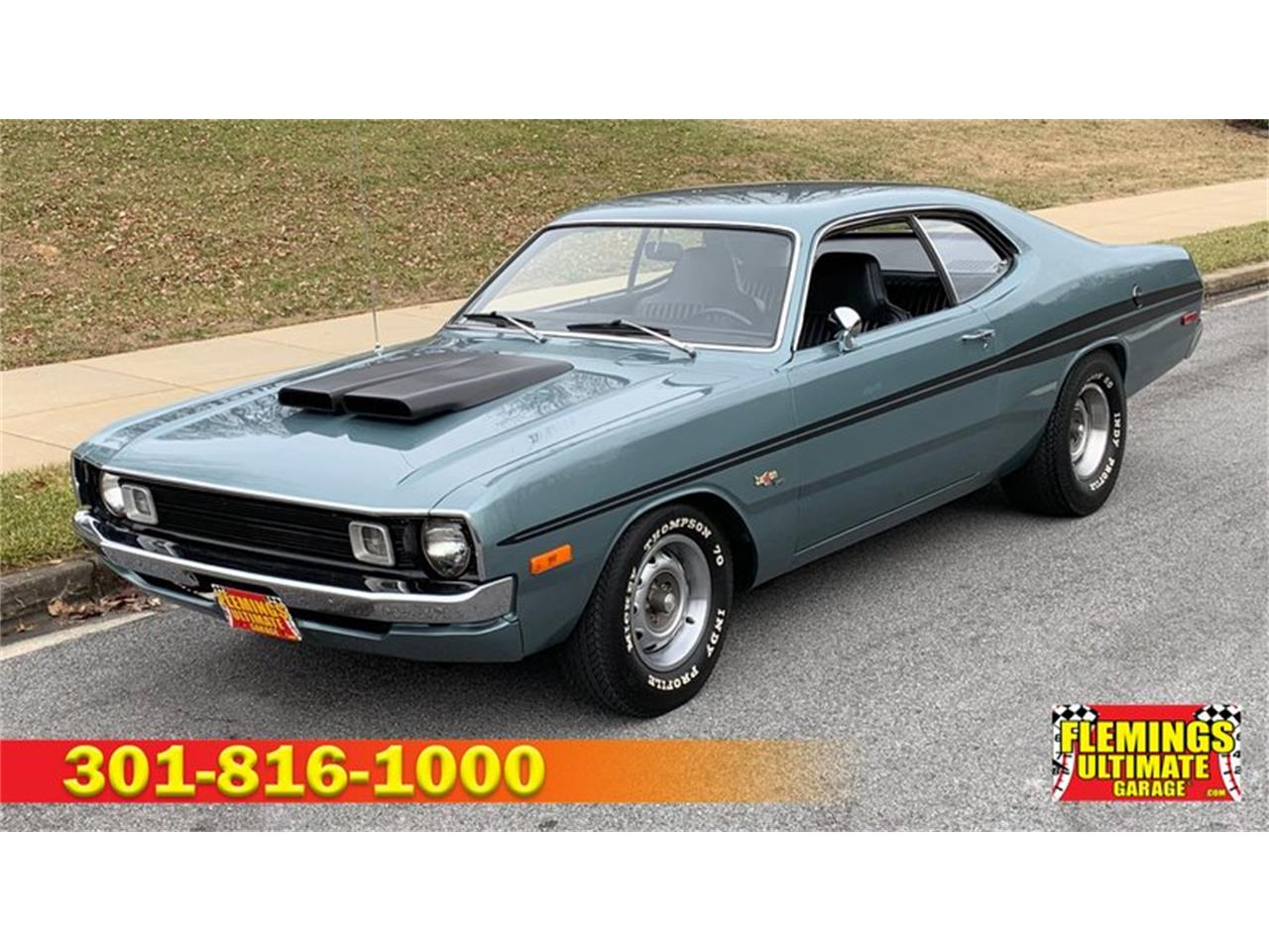 1972 dodge demon for sale cc 1176243. Black Bedroom Furniture Sets. Home Design Ideas
