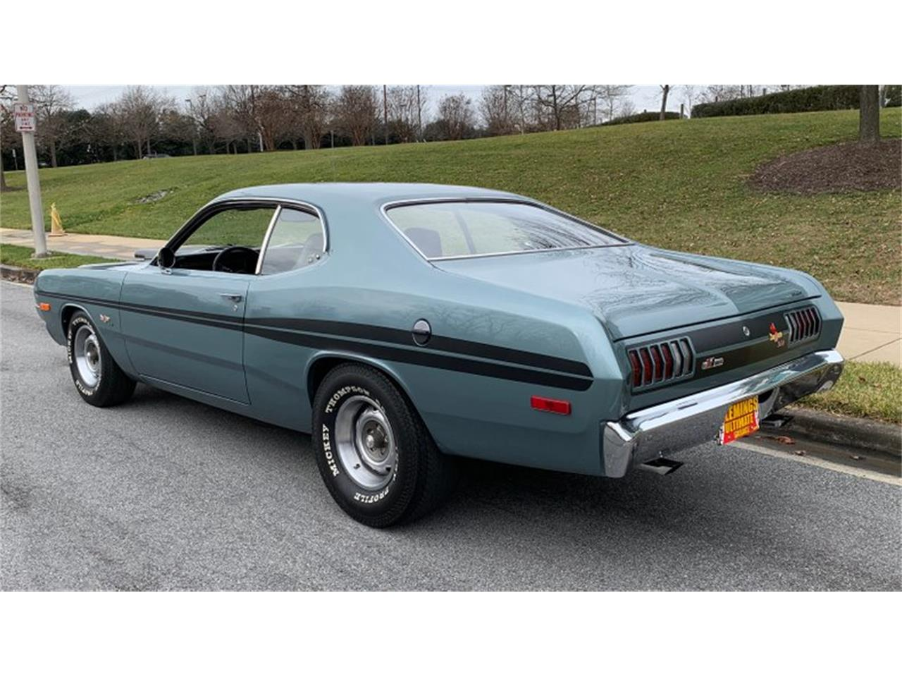 Large Picture of Classic 1972 Demon - P7LF