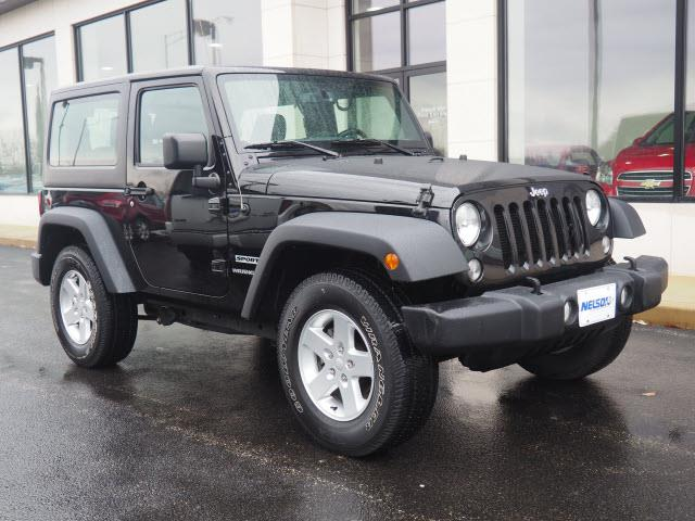 Picture of '15 Wrangler located in Ohio Offered by  - P7LV