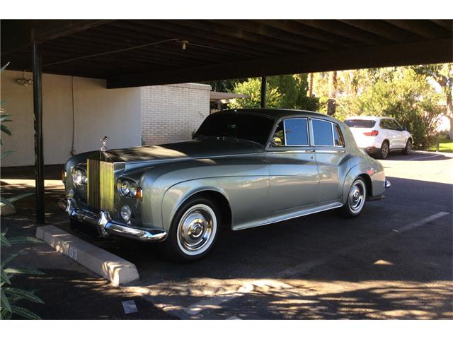 Picture of '65 Silver Cloud III - P2TR