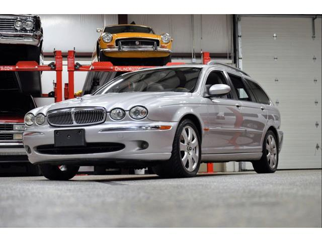 Picture of 2005 Jaguar X-Type Auction Vehicle Offered by  - P7NX