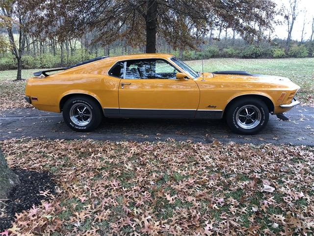 Picture of Classic 1970 Ford Mustang Mach 1 located in Missouri Offered by a Private Seller - P7OG
