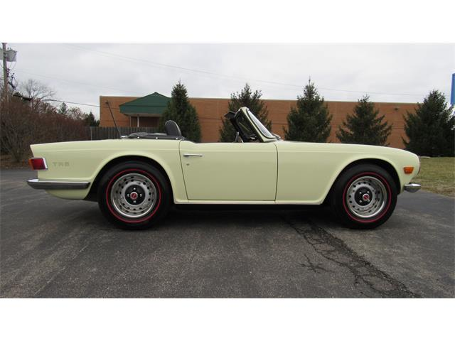 Picture of '69 TR6 - P7OH