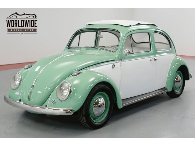 Picture of '60 Beetle - P7OP