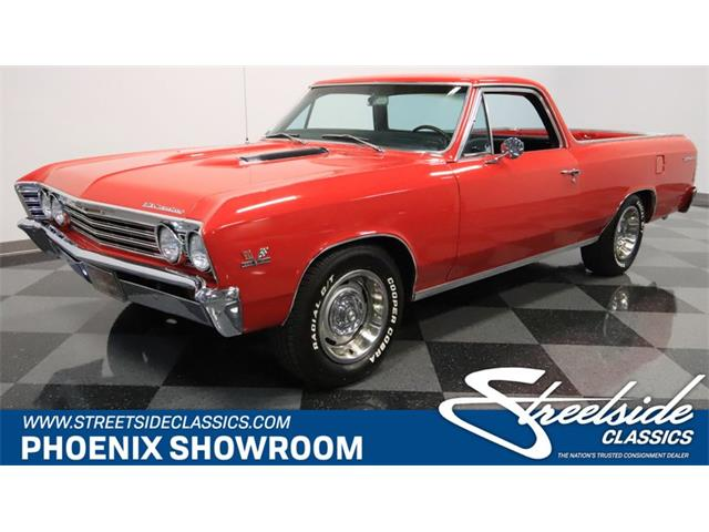 Picture of Classic 1967 El Camino located in Arizona - $37,995.00 Offered by  - P7OX