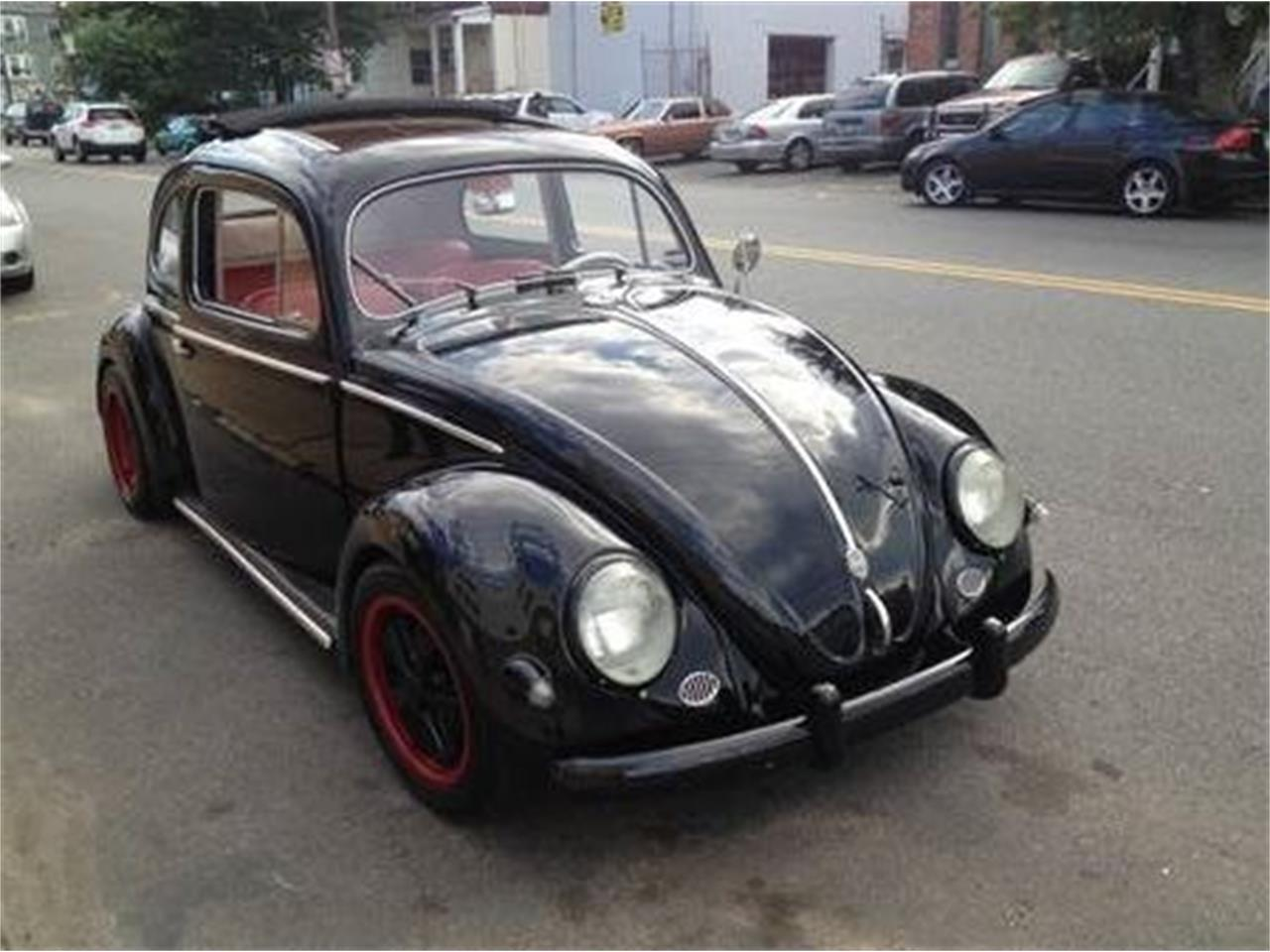 Large Picture of Classic 1956 Volkswagen Beetle - $35,995.00 - P7PW