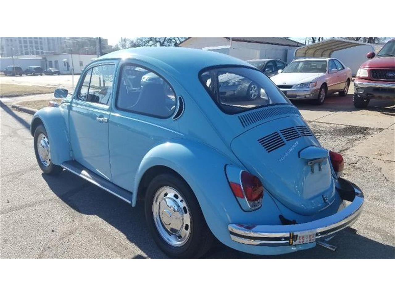 Large Picture of '72 Beetle - P7QH