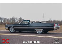 Picture of 1969 Cadillac 2-Dr Sedan located in St. Louis Missouri Offered by MotoeXotica Classic Cars - P7RC