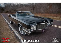 Picture of Classic '69 Cadillac 2-Dr Sedan located in St. Louis Missouri - P7RC