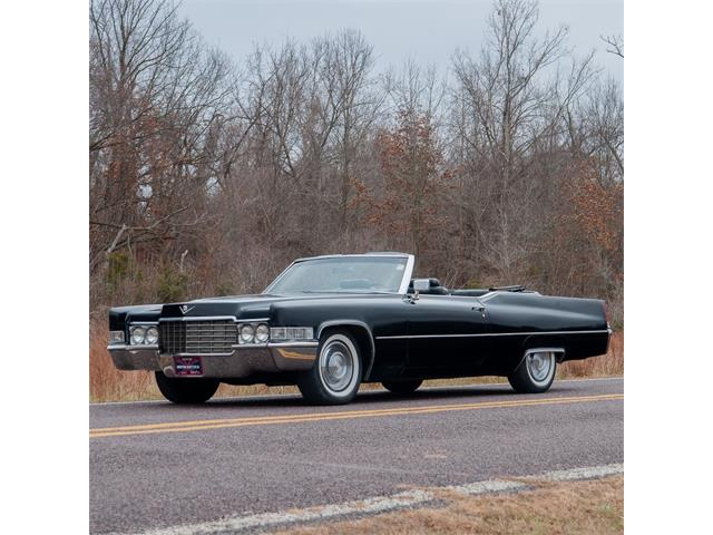 Picture of Classic 1969 Cadillac 2-Dr Sedan - $28,900.00 Offered by  - P7RC
