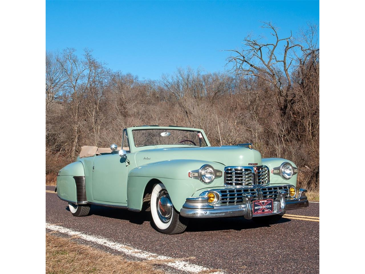Large Picture of '47 Continental located in Missouri - $39,900.00 Offered by MotoeXotica Classic Cars - P7RD