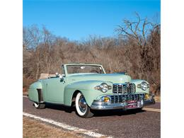 Picture of Classic 1947 Lincoln Continental - P7RD