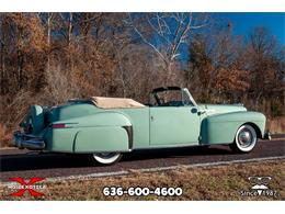 Picture of 1947 Lincoln Continental located in Missouri Offered by MotoeXotica Classic Cars - P7RD