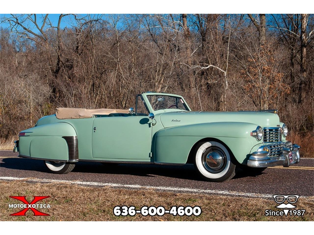 Large Picture of 1947 Lincoln Continental - $39,900.00 - P7RD