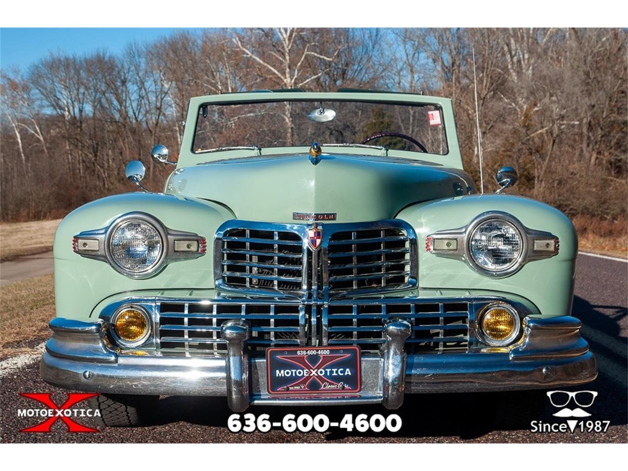 Large Picture of '47 Continental - $39,900.00 - P7RD