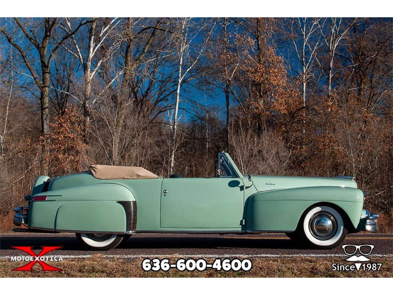 Large Picture of '47 Continental - P7RD