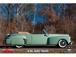 Picture of Classic 1947 Lincoln Continental located in St. Louis Missouri - P7RD