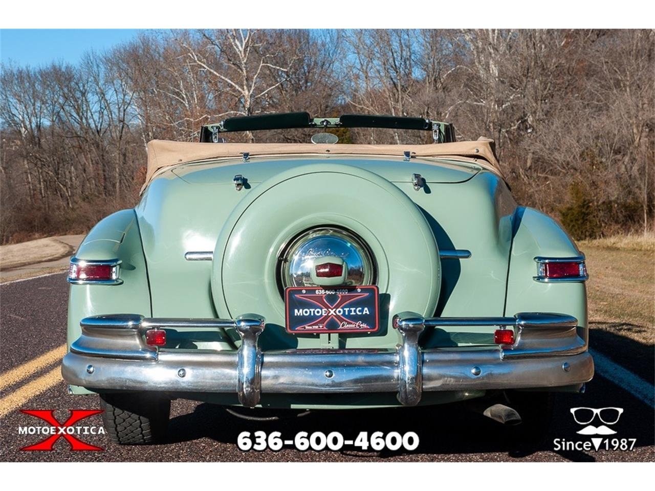 Large Picture of Classic '47 Lincoln Continental - $39,900.00 - P7RD