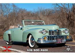 Picture of 1947 Lincoln Continental located in St. Louis Missouri - P7RD
