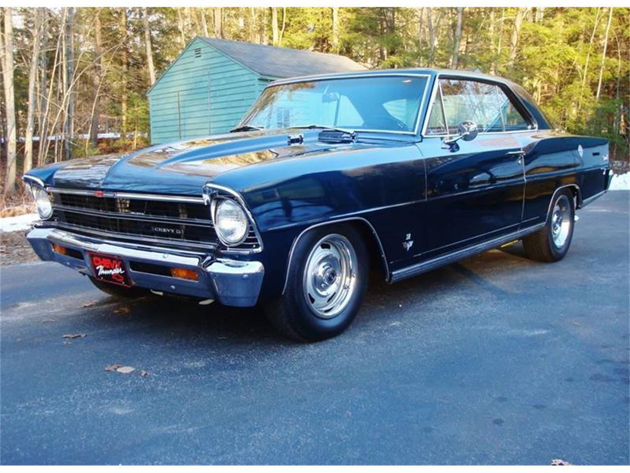 Large Picture Of 1967 Nova Located In Hiram Georgia Offered By Select Classic Cars