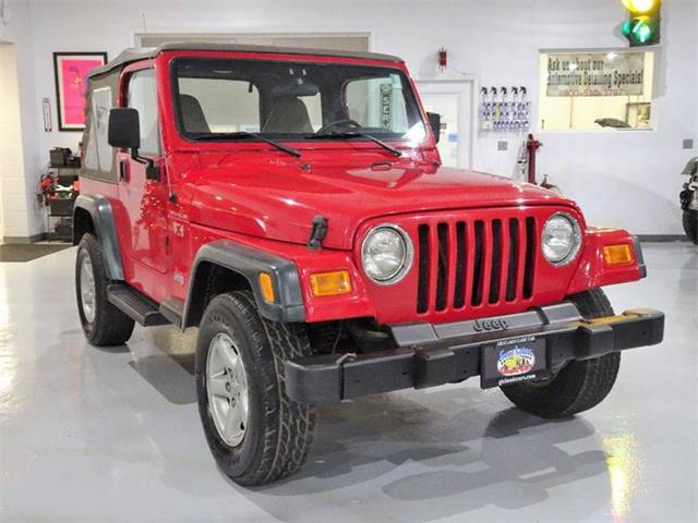 Picture of 2002 Wrangler Offered by  - P7RK