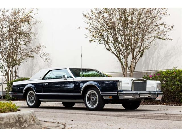 Classic Lincoln Mark V for Sale on ClassicCars com on