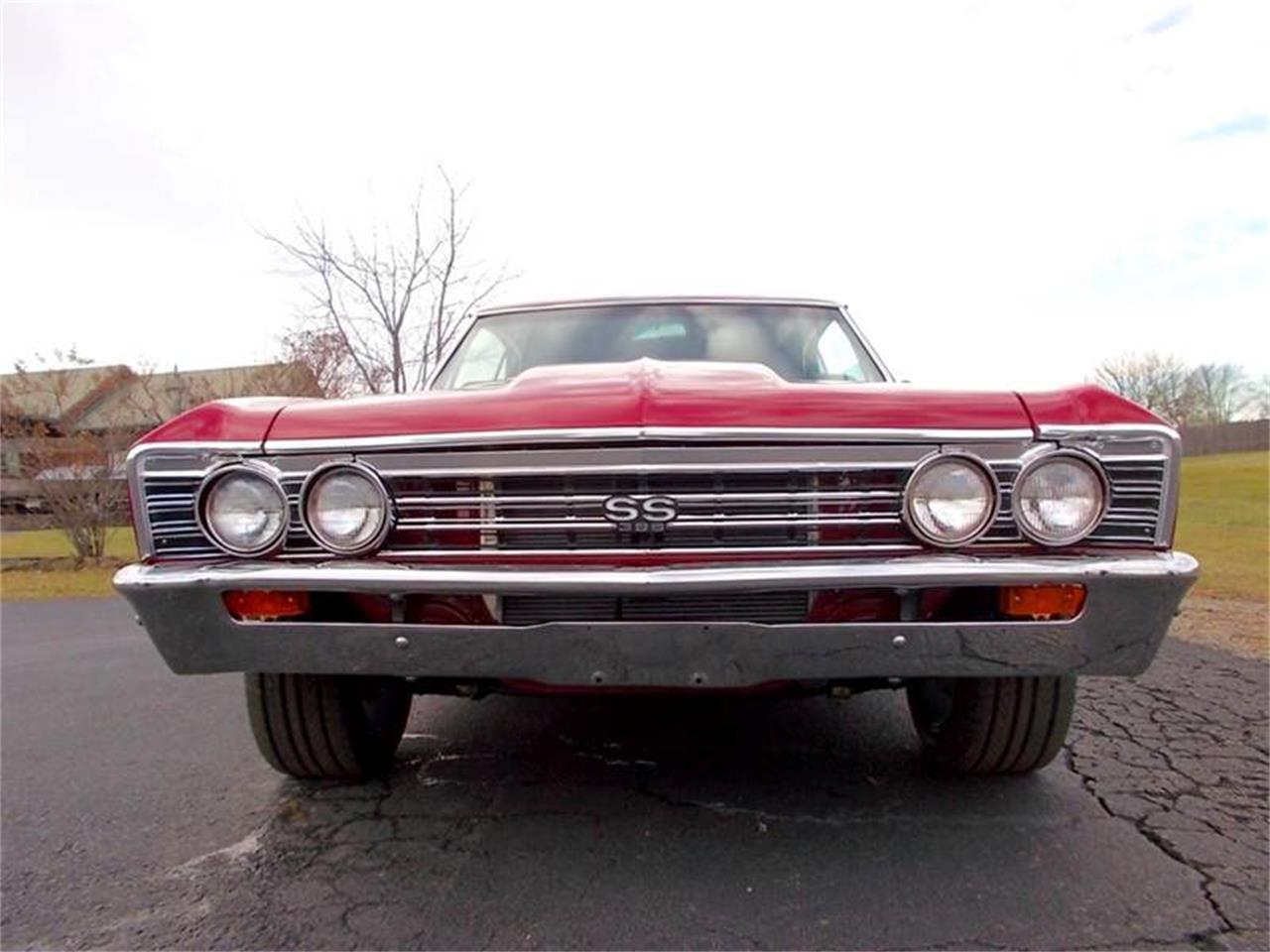 Large Picture of Classic 1967 Chevrolet Chevelle Malibu located in Indiana Offered by 500 Classic Auto Sales - P7S2