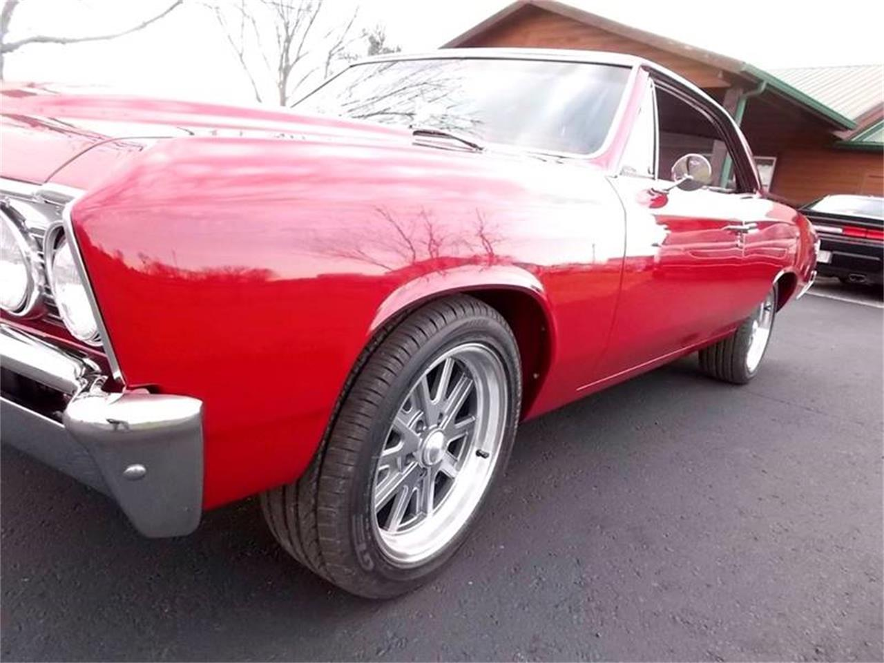 Large Picture of Classic 1967 Chevelle Malibu located in Indiana - $44,900.00 - P7S2